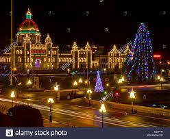 Victoria Parliament Building Lights Parliament Building Victoria B C Christmas Lights And