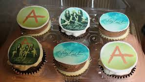 Such fun treats for #PLL5 by A-trouble Maker‎! We LOVE our #PLLArmy!! |  Gateau