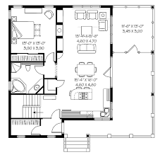 one bedroom house plans. Amazing One Bedroom House Plans #1 Print This Floor Plan All I
