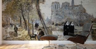 chicago art inst raffaelli notre dame wall murals