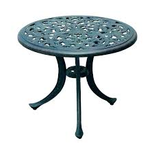 36 inch high patio table inch high table base patio medium size of side inches end