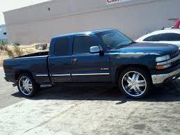 Ish Hernandez 2000 Chevrolet Silverado-1500-Extended-CabLS Specs ...