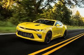 2016 Chevrolet Camaro Performance Specs Digital Trends