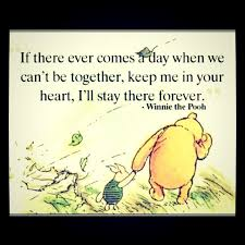 Somebody spoke to me only yesterday. Eeyore Quotes About Love Quotesgram