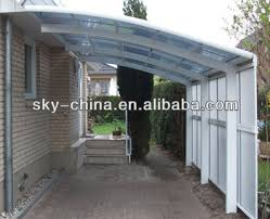 metal framing shed. Portable Metal Frame Car Park Shed With Polycarbonate Roof Framing