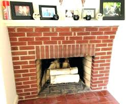 fireplace brick cleaner masonry how to clean bricks soot bric