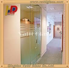 tempered glass door glass door office glass door qingdao vatti glass co ltd tempered doors tinted glass mirror laminated glass
