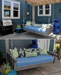 Small Picture 22 Amazingly DIY Patio and Garden Swings