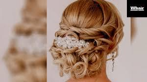 Bruidskapsels Opgestoken Ja Ik Wil Een Bruidskapsel Met Haar Van