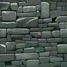 painted stone wallHand paintedsculpted texture  Polycount Forum  ref text GAME