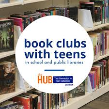 Teen teen book groups