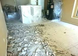 removing tiles from concrete slab ceramic floor tile how to remove adhesive wood ti