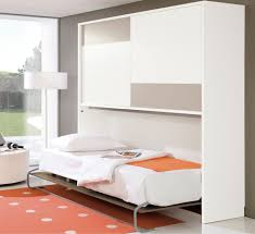 murphy bed ikea hack. White Ikea Murphy Bed Hack D