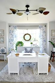 home office decor ideas. Home Office Decor - This Room Went From Dining To Office. So Pretty! Ideas I