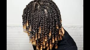 mini twist and curl straw set natural hair blueberry bliss twist n shout cream video black hair information