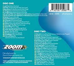 Zoom Karaoke Cd G Pop Chart Picks 2019 Part 2 Double Cd G With 40 Chart Hits