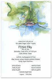 Cat Fish Invitation