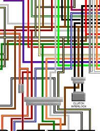 kawasaki gpz b injection uk wiring loom diagram kawasaki gpz1100 b2 1982 83 injection uk wiring diagram