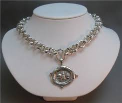 just received a huge shipment of susan shaw jewelry this is the super por bee necklace 3480bs