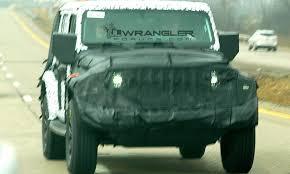 2018 jeep jlu.  2018 2018 wrangler sheds some camo shows backup camera and new parts on jeep jlu