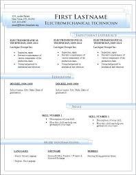 Free Printable Resume Builder 2018 Fascinating Free Printable Resume Builder 28 Format Examples 28 Socialumco