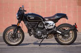 2017 ducati scrambler caf racer review 11 fast facts