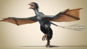 A new <b>dinosaur</b>: Flying without feathers