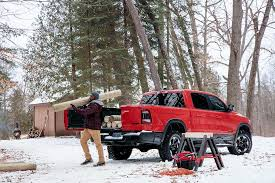 The New Ram Multifunction Tailgate Is the Most Brilliant Truck ...
