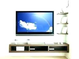 cabinet for under wall mounted tv wall mount stand with shelves wall mounted tv shelves wall