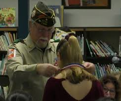 murphy wins vfw voice of democracy essay contest advances to  photos