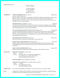 Law School Resume Tips High School Resume Examples High School