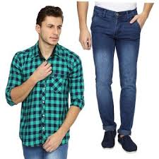 Pant And Shirt Buy Men Jeans Pant And Shirt Online Get 60 Off