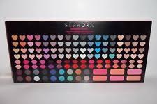 sephora beautiful crush blockbuster palette makeup kit limited holiday gift set