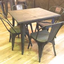 commercial antique rustic restaurant tables rectangular 4 person fastfood dining table