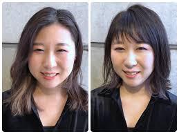 あたしは前髪似合わないそのトラウマを払拭します 女性美容師