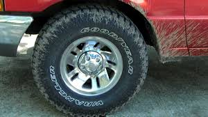 2006 ford explorer tires size 31s they fit 2wd 1999 ford ranger xlt no lift stock