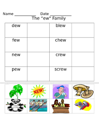 Esl phonics & phonetics worksheets for kids download esl kids worksheets below, designed to teach spelling we have carefully grouped them into various types of sheets to easy access. Ue Ew Worksheets Teachers Pay Teachers