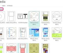 How To Make Cd And Dvd Labels Using Microsoft Publisher Techwalla Com