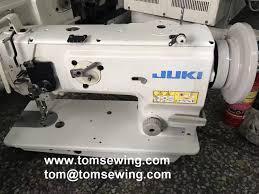 juki 1541 leather sewing machine used juki dnu 1541