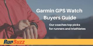 Gps Comparison Chart Garmin Forerunner Gps Watch Comparison Chart And Buyers Guide