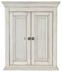 corsicana antique white wall cabinet farmhouse bathroom cabinets by foremost