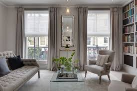luxurious gray living room