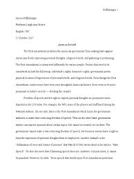 report essay america divided first amendment to the united  report essay america divided first amendment to the united states constitution dom of speech