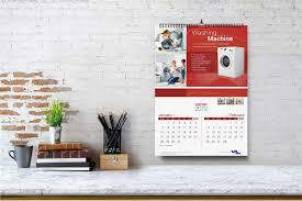 Product Calendar Design Adel Corporate Product Wall Calendar Design 2019 Psd