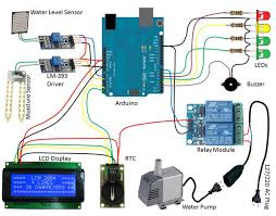 sunnysky electrical wiring diagram sunnysky wiring diagrams database arduino sprinkler system automatic watering for plants