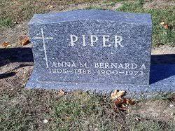 Bernard Anthony Piper (1900-1973) - Find A Grave Memorial