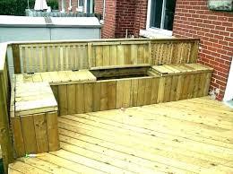 cedar outdoor storage bench outdoor storage bench seat deck storage bench outdoor cedar storage bench chic