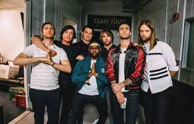 Live Nation Darien Lake Seating Chart Maroon 5 Announces 2020 North American Tour