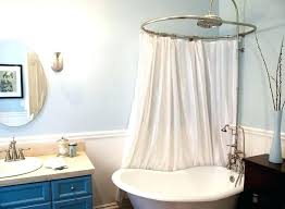 home depot shower curtains free standing shower curtain bath eclectic bathroom tub shower curtain rod home