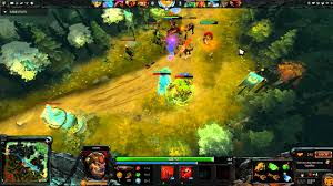 dota 2 pub stomping with lion guide youtube